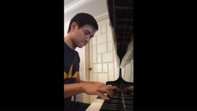 Sing along to Chris Tiu's cover of 'Beauty and the Beast'