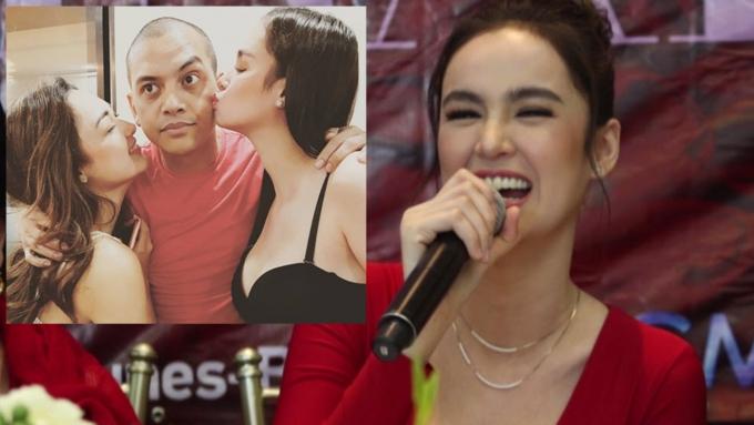 Kim Domingo: 'Si Archie e sobrang babaero.'