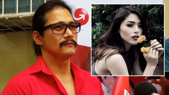 Robin Padilla admits he never gives love advice to Kylie