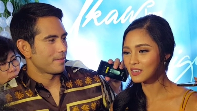 Gerald, Kim on changes they noticed about each other