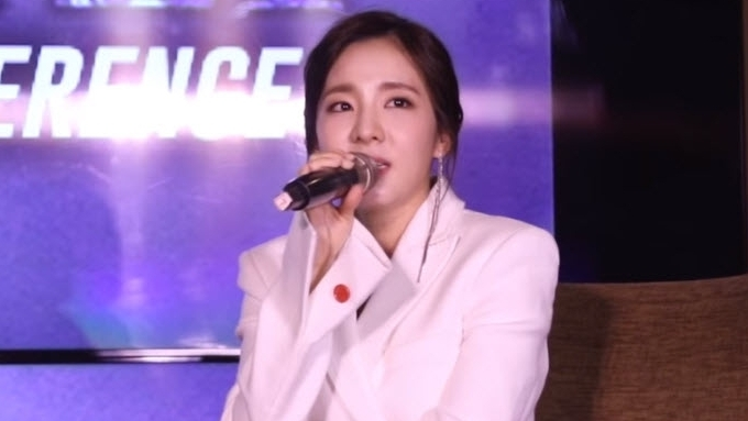 Why Sandara Park was 'not able to get a boyfriend'