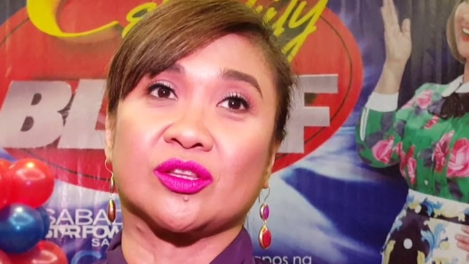 This is why Eugene Domingo is learning Italian