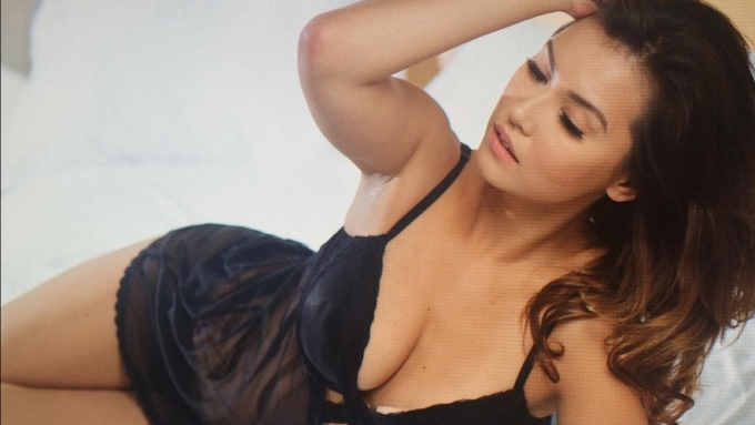 Maria on Pinoy men: I'm gonna fall in love with everybody!