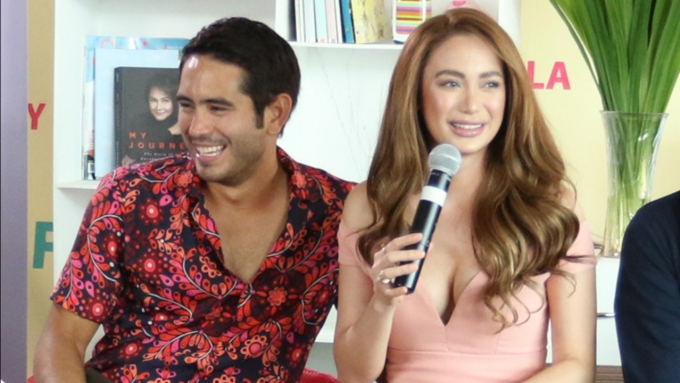 Arci Muñoz admits 'taking advantage' of Gerald Anderson
