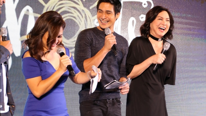 Charo Santos-Concio teases Juday and Piolo