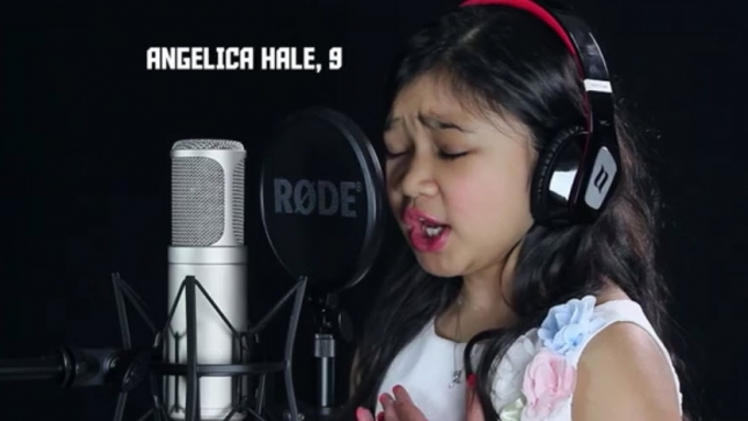 Angelica Hale and other young viral artists' tribute to MJ
