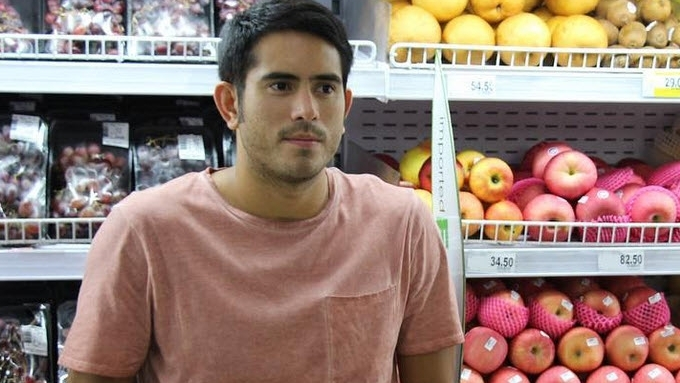 Is Gerald Anderson friends with all his exes?