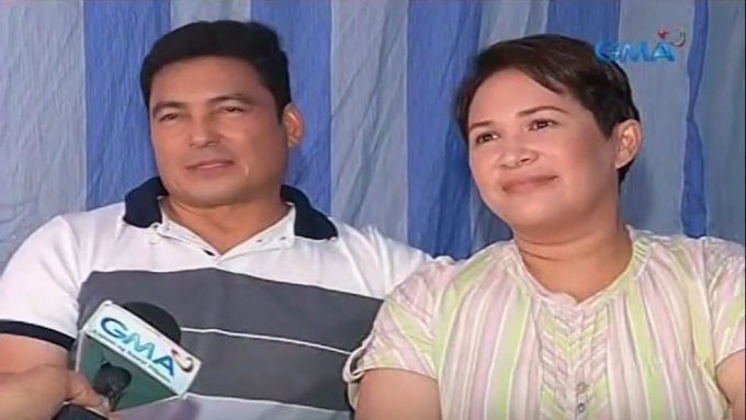 Janice de Belen, Gabby Concepcion together again