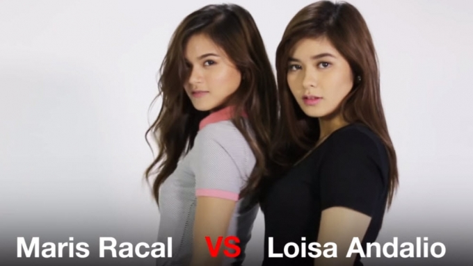 Maris Racal vs. Loisa Andalio - Silly Dance Battle
