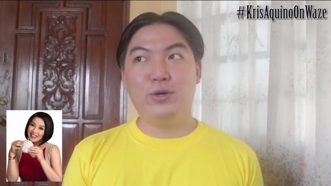 What if Kris Aquino becomes Waze's navigation voice?