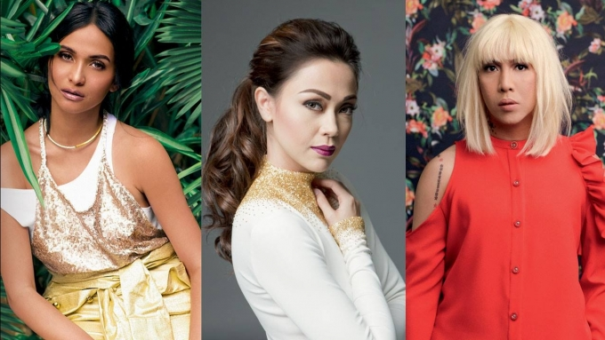 WATCH! Who else are in YES! 100 Most Beautiful Stars issue