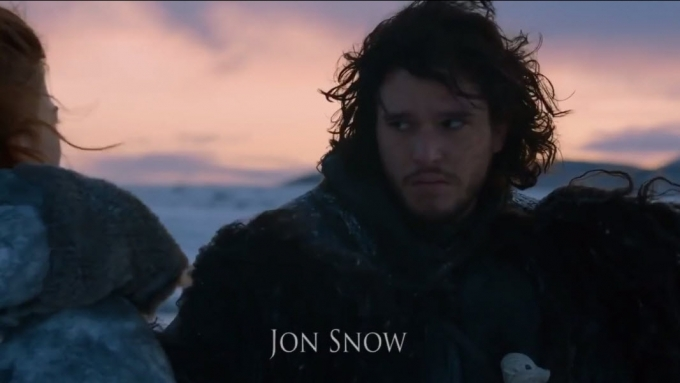 GOT fan? Watch this 'The Shape of Jon Snow' songify video