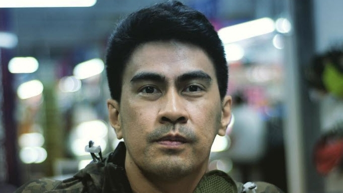 Ramon Bautista's phone app for the natatae