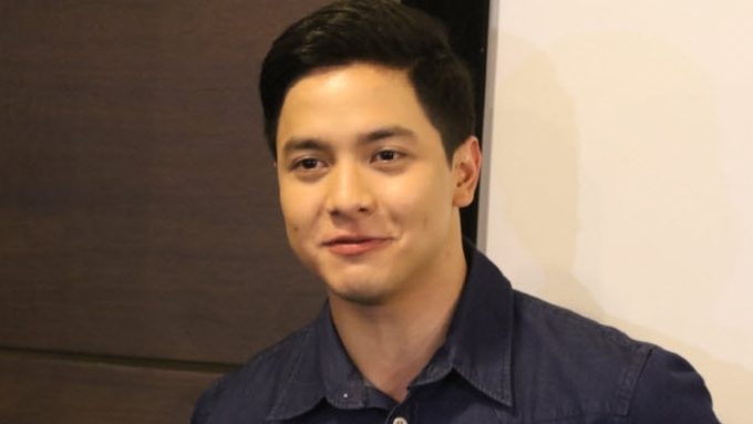 What Alden Richards calls 'mga gawa-gawa lang'
