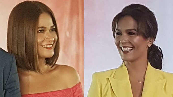 Watch Iza Calzado 'come to the rescue' of Bea Alonzo
