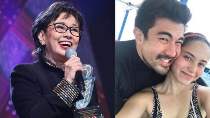 Watch Vilma Santos describe Jessy Mendiola