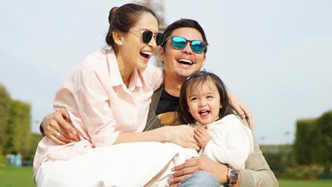 Marian on what traits Baby Zia got from her and Dingdong