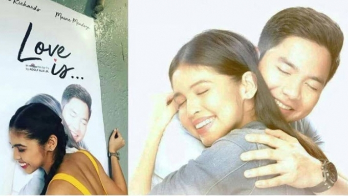 Alden-Maine star in upcoming telemovie