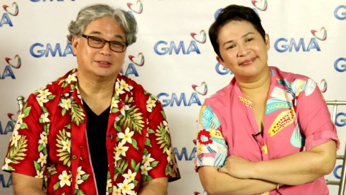 Janice and Ricky: tips for a long and successful career in showbiz