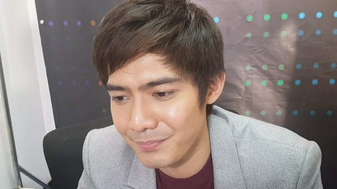 "Robi Domingo: ""I don't know what's happening in my life."""