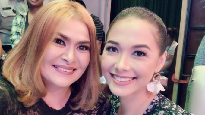 That time Maja Salvador almost blinded Aiko Melendez