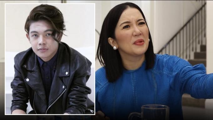 WATCH: Kris Aquino reacts to Xander Ford