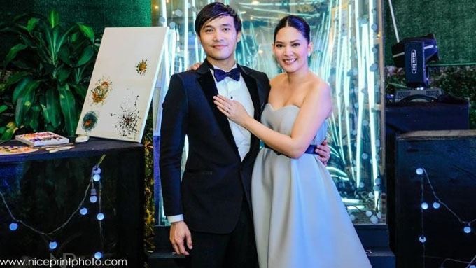 Watch Chynna Ortaleza-Kean Cipriano in goth-kind of wedding