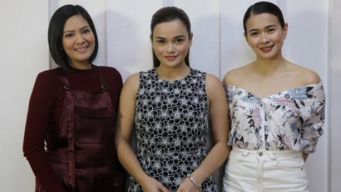 Yasmien, Chynna, LJ agree on one thing about men