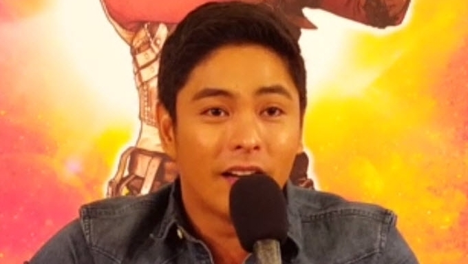 Why Coco Martin is confident of his movie
