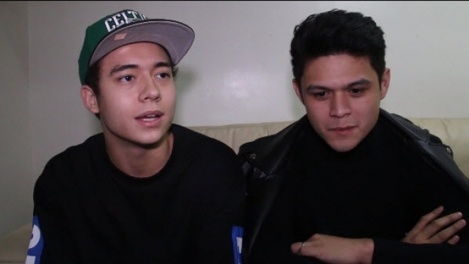 Hashtags members on losing Franco Hernandez: It's his time.