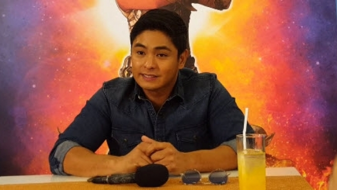 Why Coco Martin produced his first directorial film