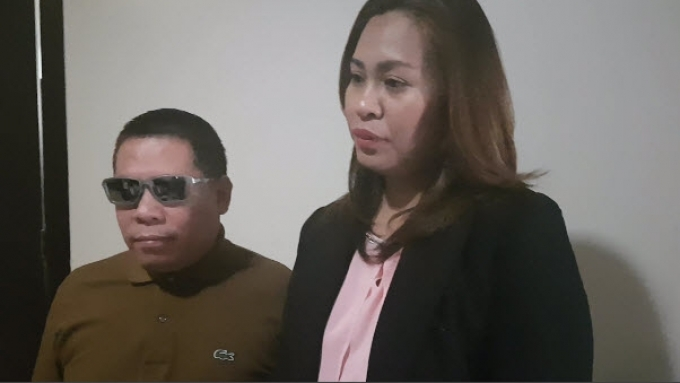 Atak Araña airs side on acts of lasciviousness complaint