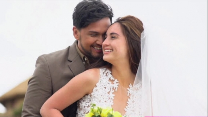 Coleen and Billy fly to Ethiopia for bridal shoot