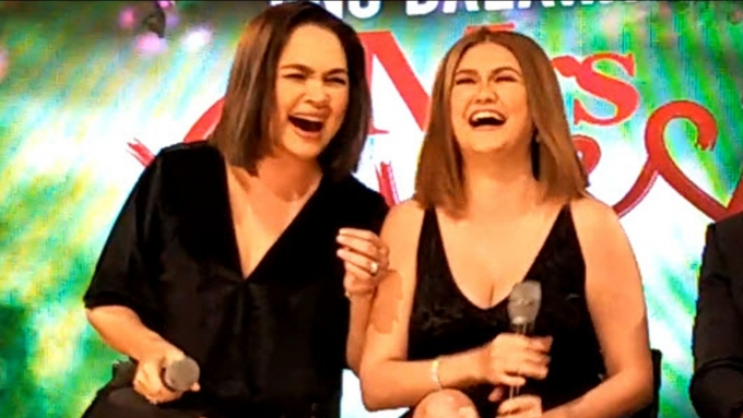 Juday and Angelica on lusting for a gay man