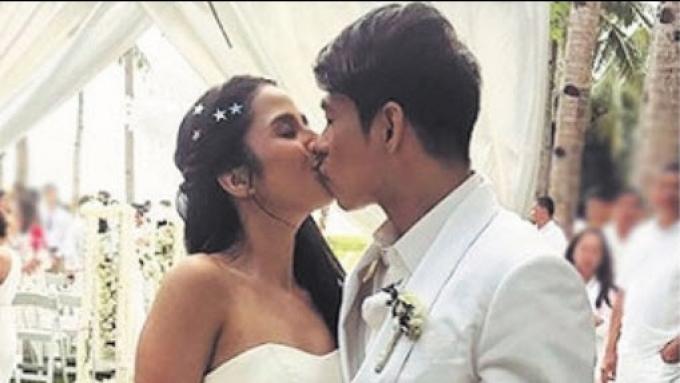 WATCH: Maxene-Robby recite wedding vows