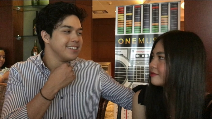 Elmo Magalona admits kilig moment with Janella Salvador