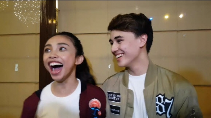How Edward reacted to Maymay's two-hour sleep