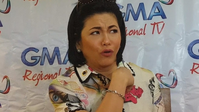 Why Regine Velasquez won't transfer to rival network