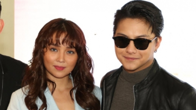 KathNiel on real enemy while doing La Luna Sangre