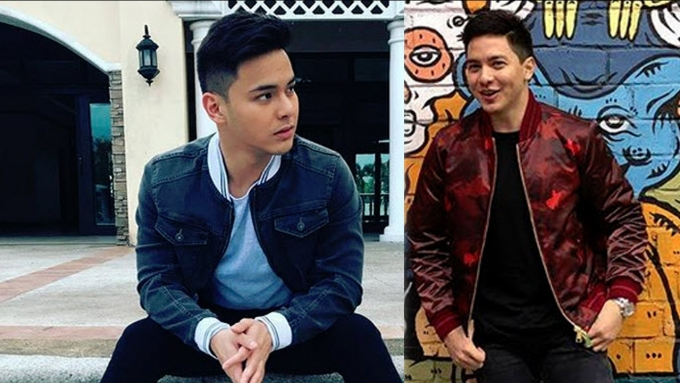 Kristoffer Martin on why it's hard to be Alden's friend
