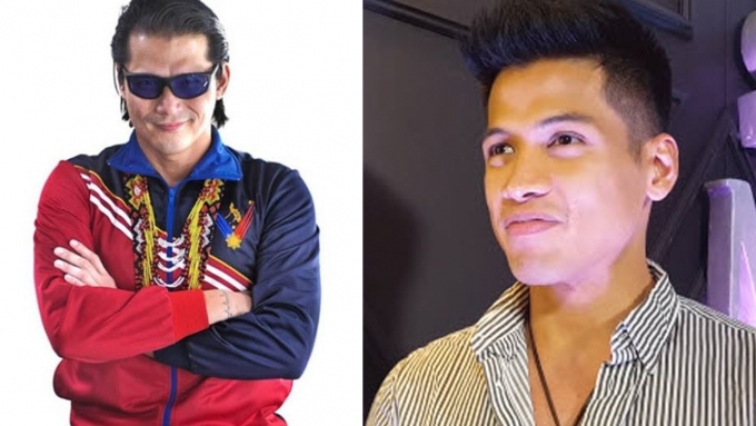 Vin Abrenica happy to call Robin Padilla now, 'My dad'