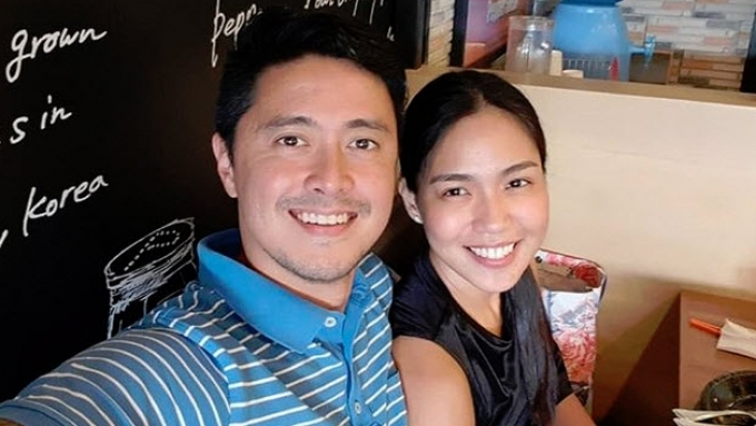 When is Mark Zambrano-Aicelle Santos wedding?