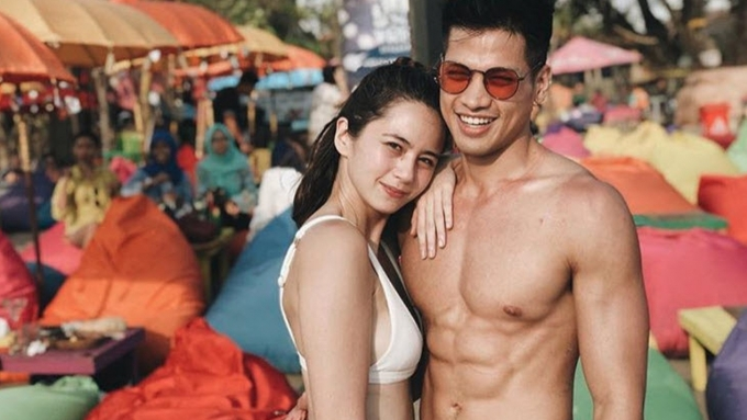 Vin Abrenica on Sophie Albert: We're together as 'together.'