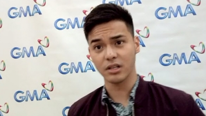 Kristoffer admits he felt intimidated by Marian