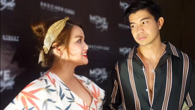 Dianne Medina and Rodjun Cruz want a 'festive' wedding