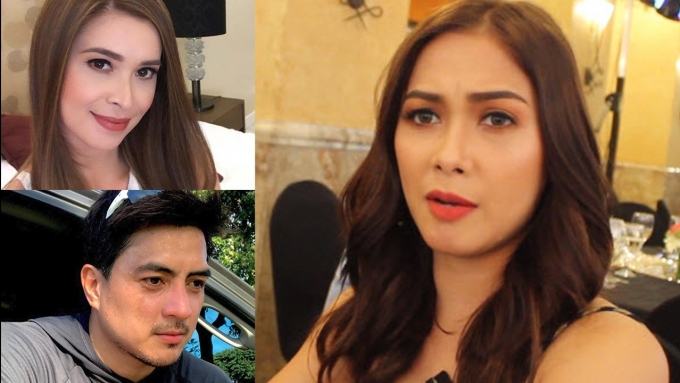 Maja Salvador reacts to Sunshine, Wendell network transfer