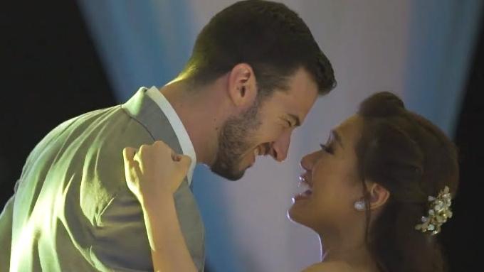 Watch: Rachelle Ann Go-Martin Spies wedding video