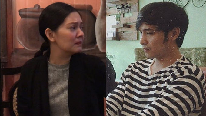 Chynna Ortaleza cries because of what Kean Cipriano did