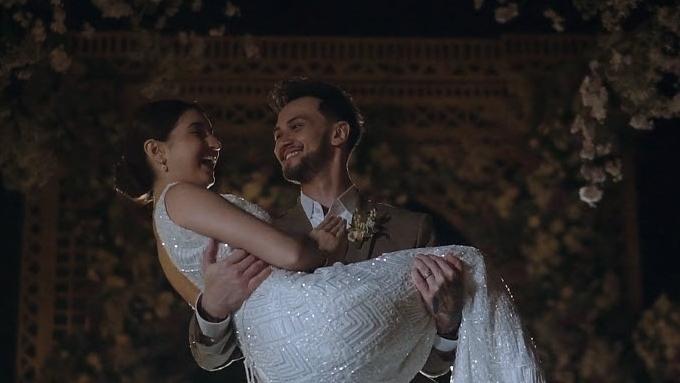 Watch the full wedding video of #ColeengottheBill