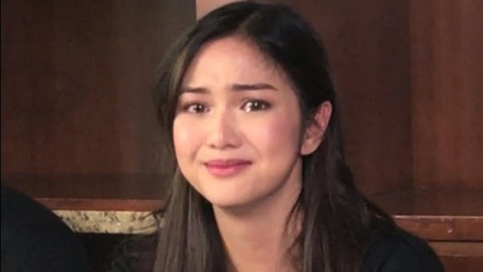 Charlie Dizon gets emotional for being included in Bagani
